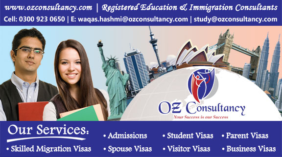 Study Abroad Consultancy Services - Chakwal, Pakistan ...