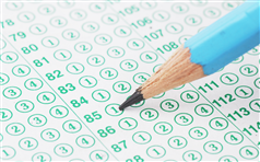 How is the SAT scored