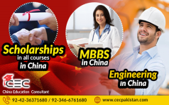 How to get admission in international medical university with scholarship from pakistan?